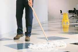 Commercial Hard Surface Floor Cleaning in Staten Island and Brooklyn, NY