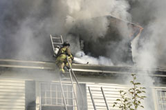 Fire and Smoke Damage Restoration for Franklin Township, NJ