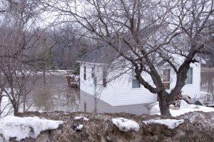 ServiceMaster-Melting-Snow-Flood-Damage