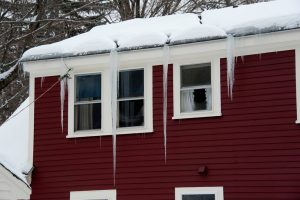 Prevent ice dams with effective strategies that limit the amount of heat expelled near the roof