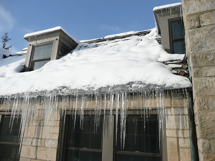 Tips For Preventing And Removing Ice Dams