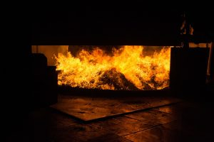 How to Clean Soot from a Furnace Puffback
