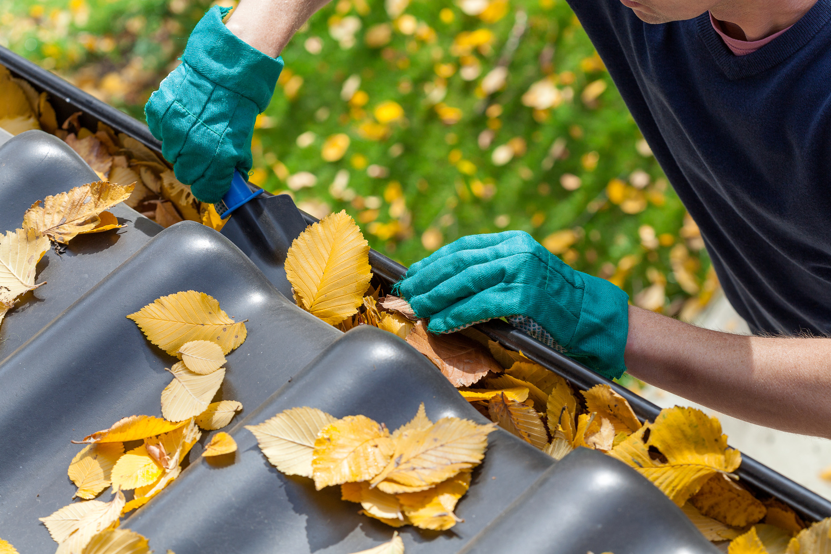 Clean And Maintain Your Gutters To Prevent Home Flooding