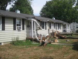 Storm Damage Restoration in Staten Island, NY