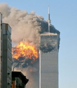 new-york-twin-towers-after-plane-strike-9-11
